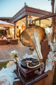 great gatsby themed vintage wedding decoration ideas