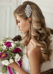 vintage chic wedding hairstyles