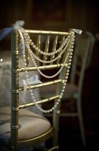 vintage wedding chair decoration ideas