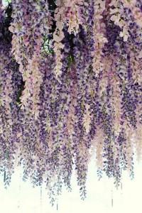 whimsical lavender wedding decoration ideas