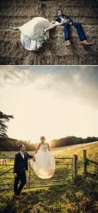 country farm wedding photo ideas