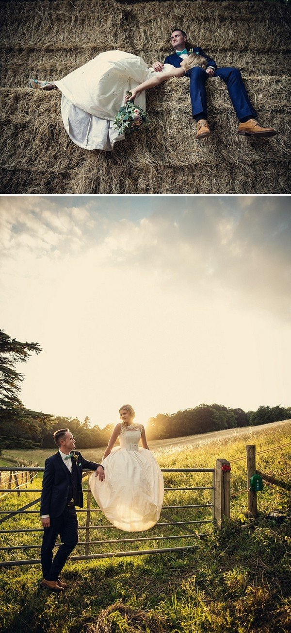 country farm wedding photo ideas