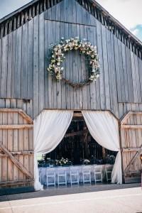 rustic barn wedding venue ideas for a farm wedding