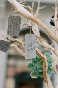wedding wishing tree decorations ideas
