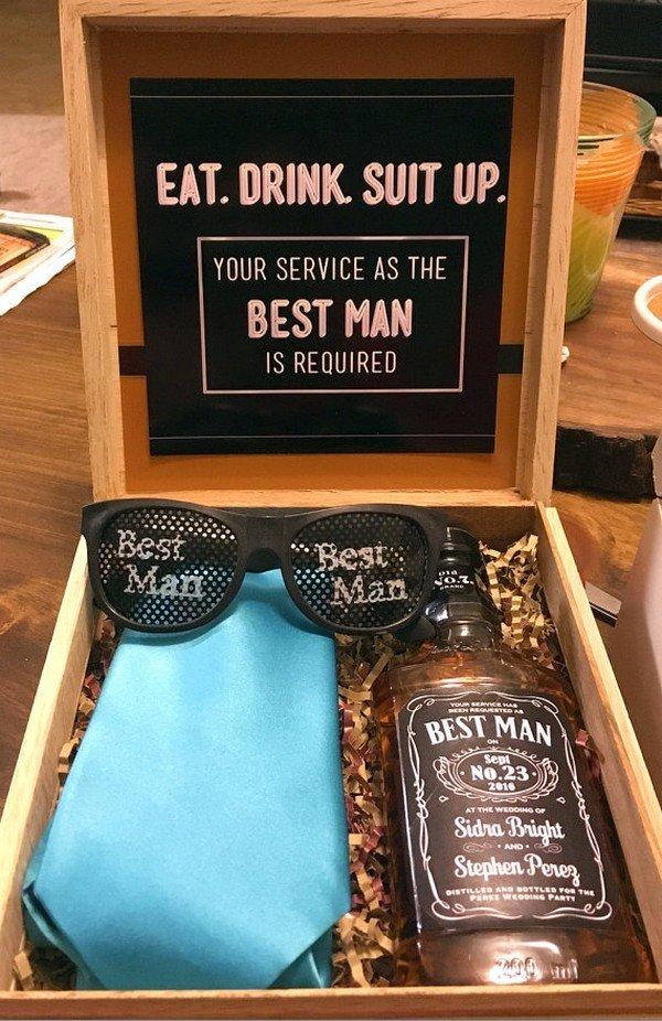 how to ask groomsmen pinterest