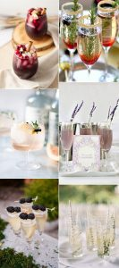 trending wedding signature drink ideas