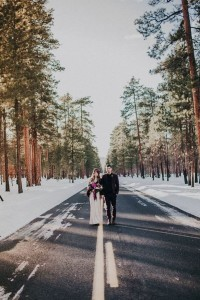 FivePine Lodge winter elopement ideas