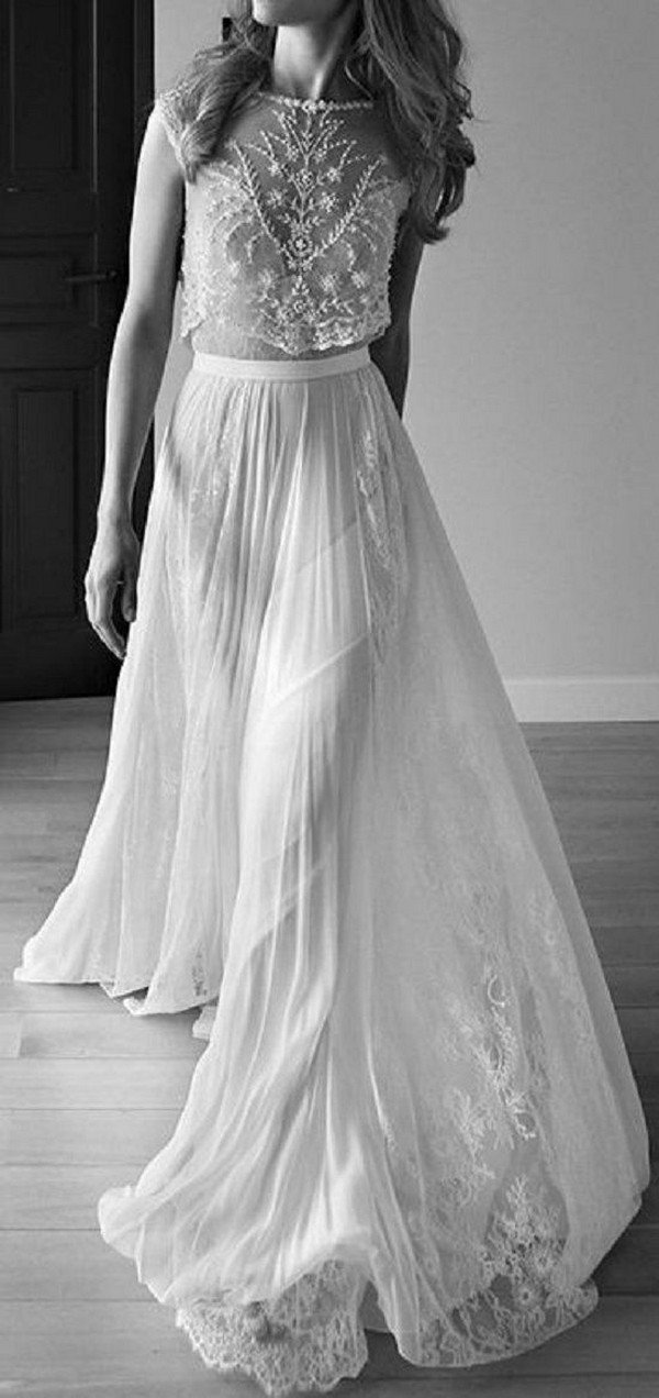 Lihi Hod boho wedding dress