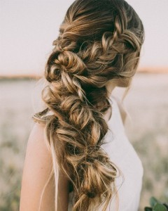 gorgeous wedding hairstyle ideas from steph