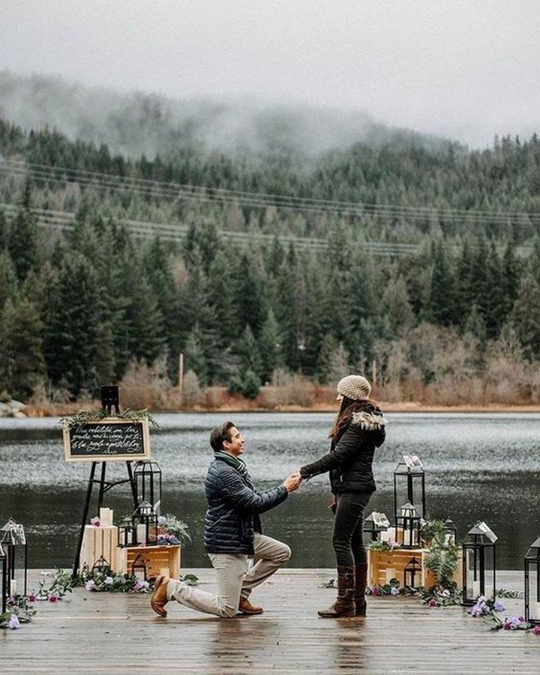 15 Most Romantic Wedding Proposal Ideas