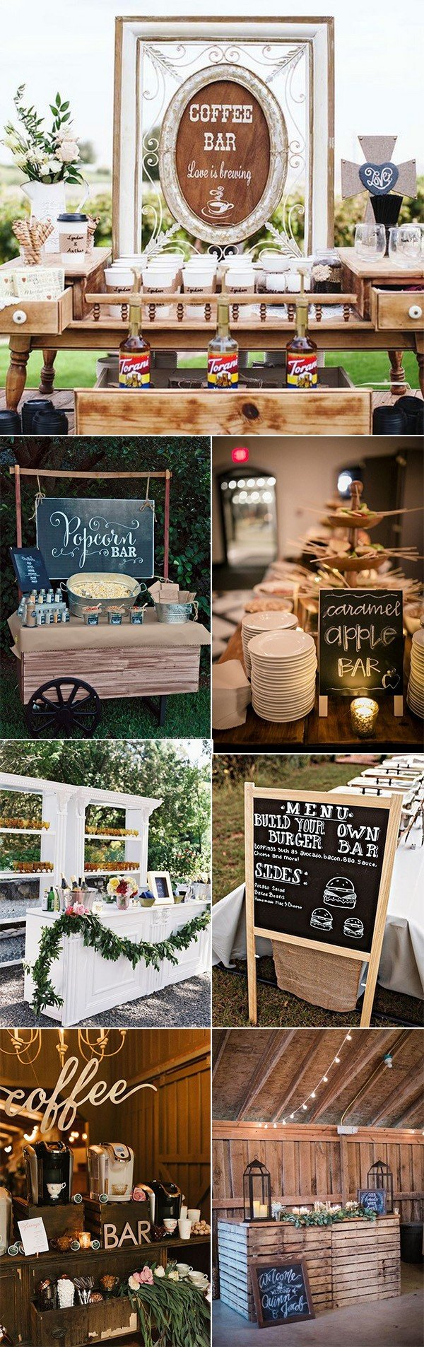 Trending 15 Wedding Reception Bar Ideas For 2018 Page 2 Of 2 Oh