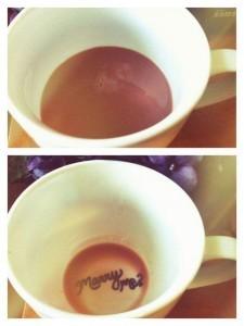 unique wedding proposal ideas with coffee mug
