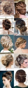 updo wedding hairstyles for 2018 trends