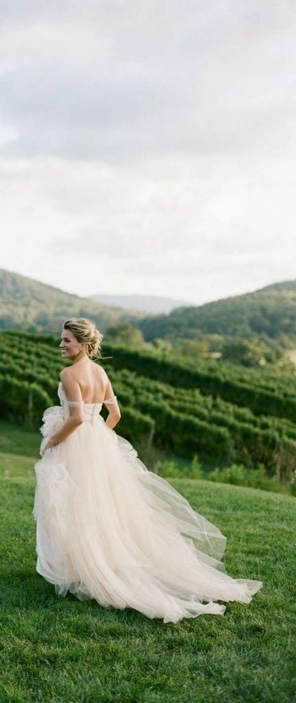 pretty bride wedding photo ideas