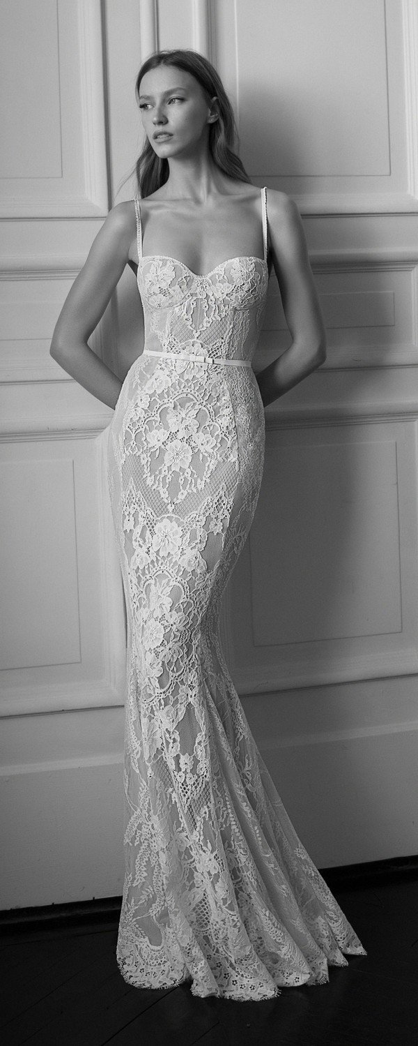 Eisen Stein Sofia lace wedding dress 2018 collection