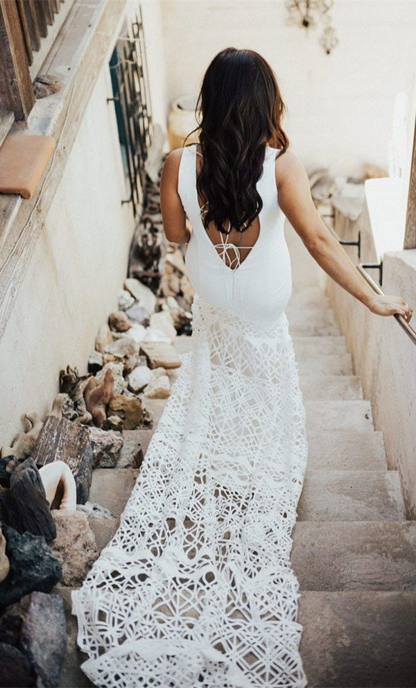 Gigi Galaxy Rue De Seine lace wedding dress
