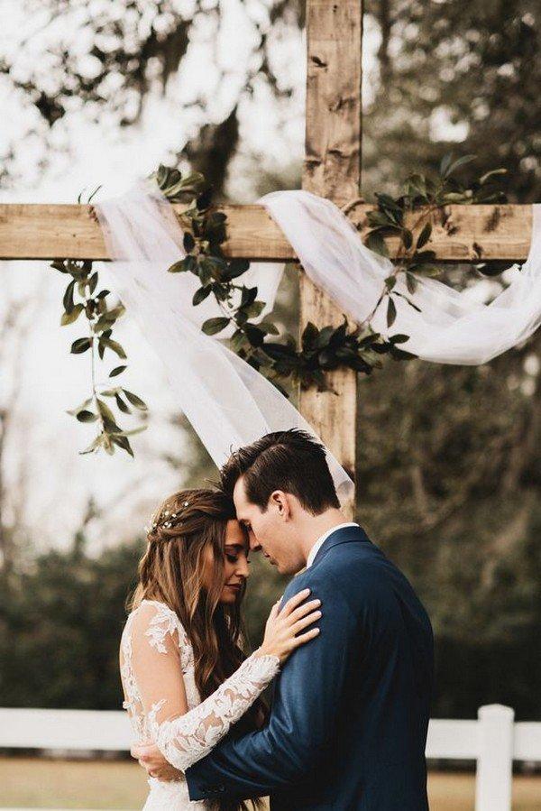 boho chic wedding photo ideas