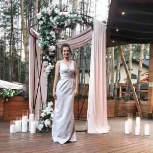 creative wedding backdrop decoration ideas