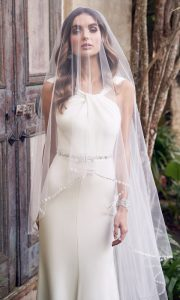 Anna Campbell Rebekah vintage wedding gown