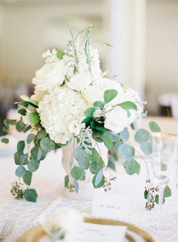 31 Greenery Eucalyptus Wedding Decor Ideas For All Of You