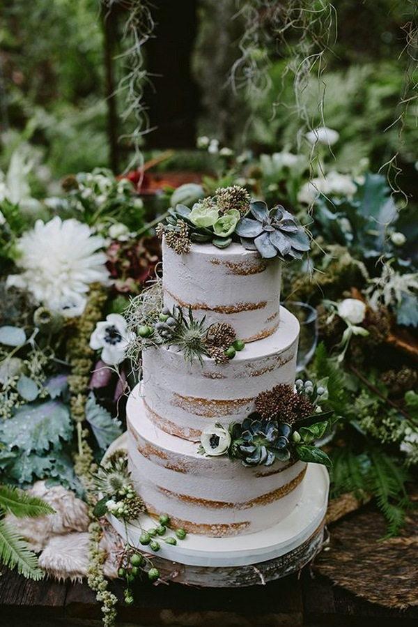 34 Enchanting Woodland Wedding Ideas That Inspire Page 4