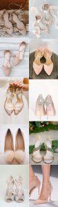 trending comfort neutral bidal shoes ideas