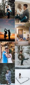 engagement photo ideas for 2018 and 2019 trends