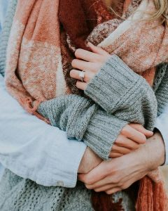 engagement photo ideas with ring shoot 2