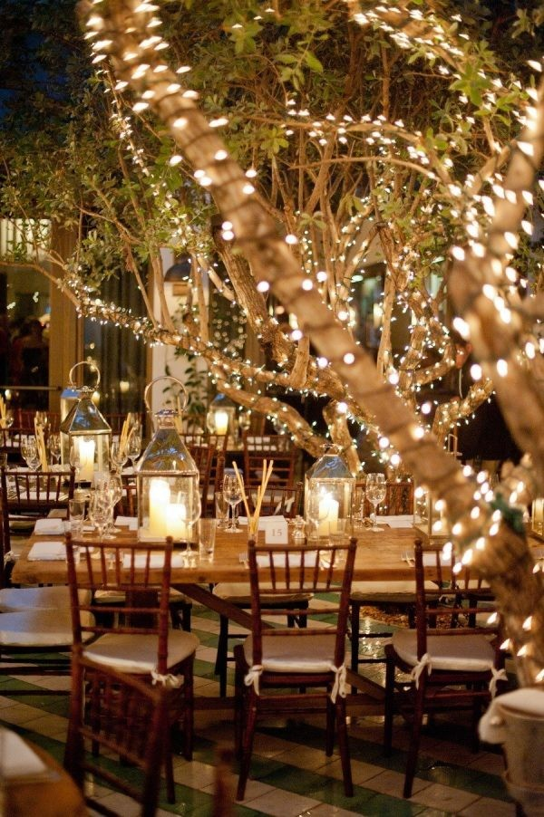 night wedding decoration ideas