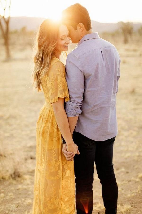 sweet engagement photo ideas