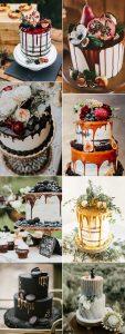 trending drip wedding cakes for 2019