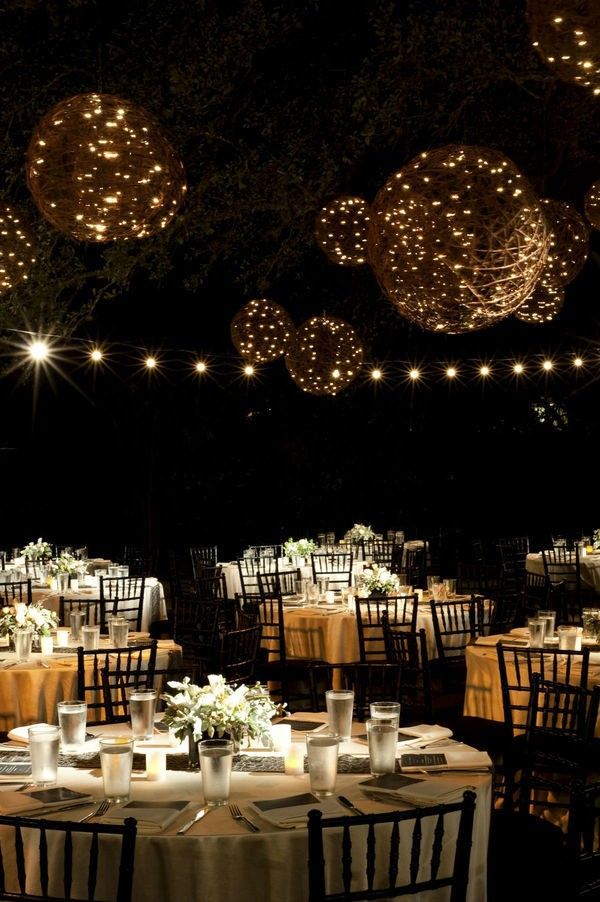 whimsical wedding reception setting ideas