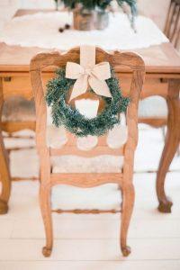 winter wedding shower decoration ideas