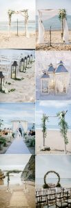 trending beach wedding decoration ideas