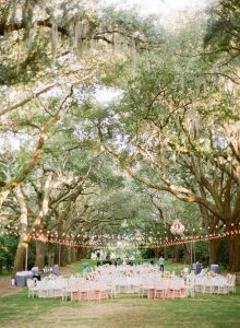 whimsical wedding reception ideas with lights