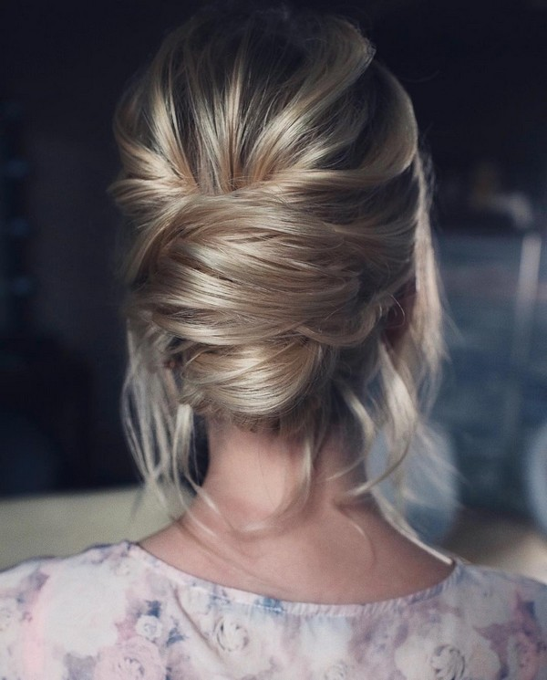 classic bridal updos wedding hairstyle