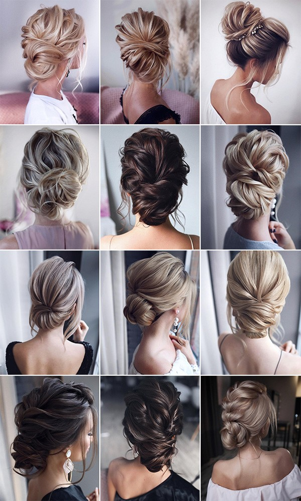 stunning bridal updos wedding hairstyles