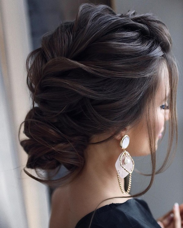 stunning wedding updos hairstyle ideas