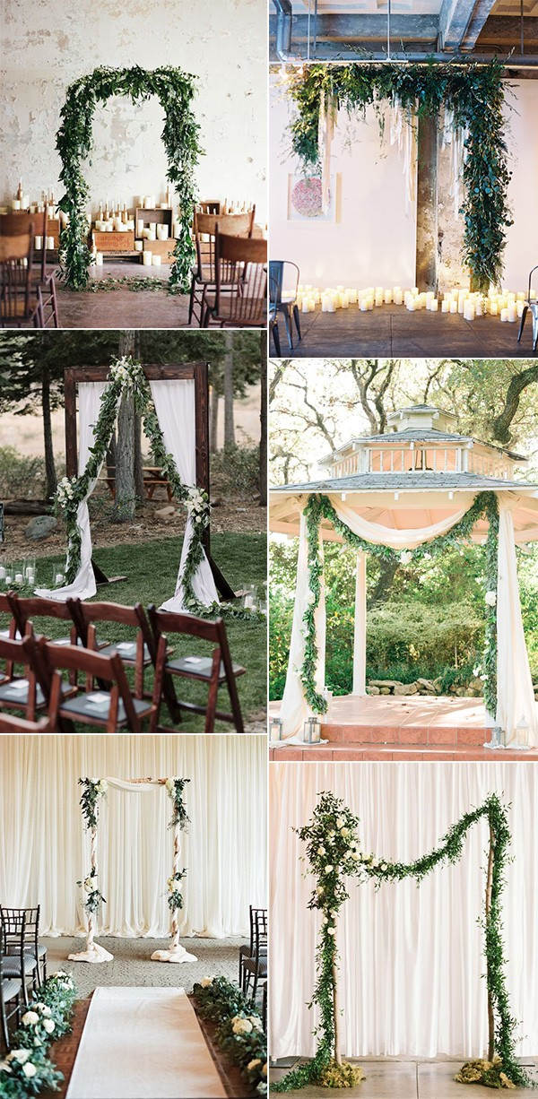 wedding arch decoration ideas for 2019 trends