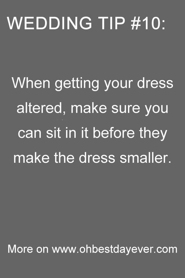 tips for wedding dresses 1