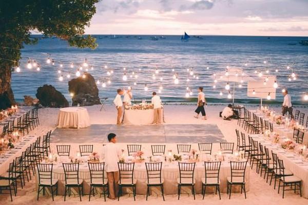 Wedding Reception Ideas For Summer 2019