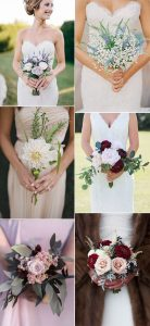 trending small wedding bouquets for 2019 brides