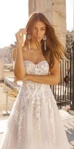 Berta 2019 wedding dress Style 19-105