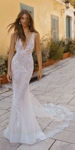 berta wedding dress 2019 collection Style 19-118