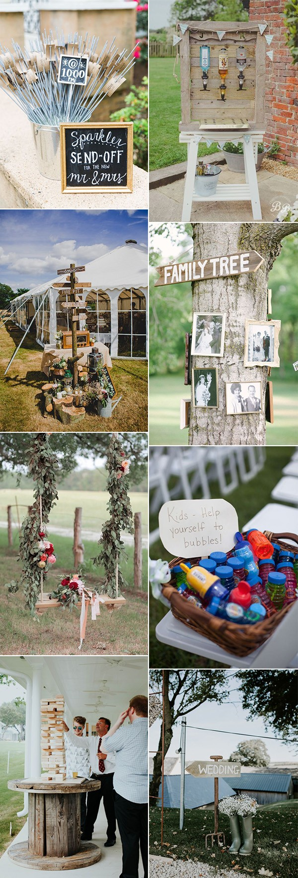 outdoor wedding detail ideas for 2019