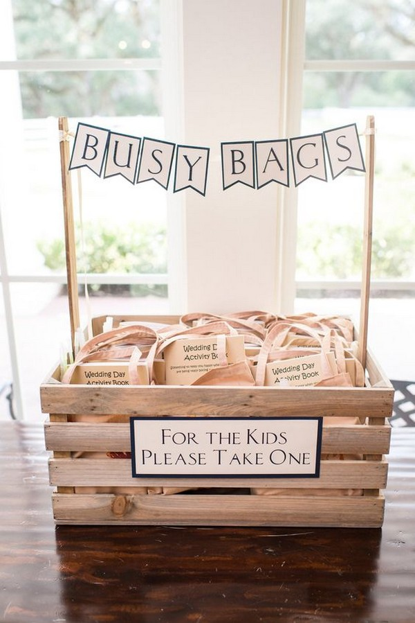 wedding ideas for kids