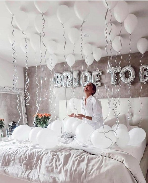 balloon wedding decoration ideas for 2019