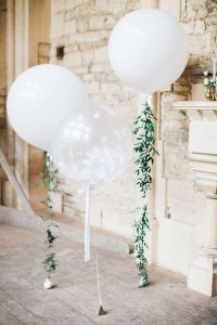 balloons wedding decoration ideas