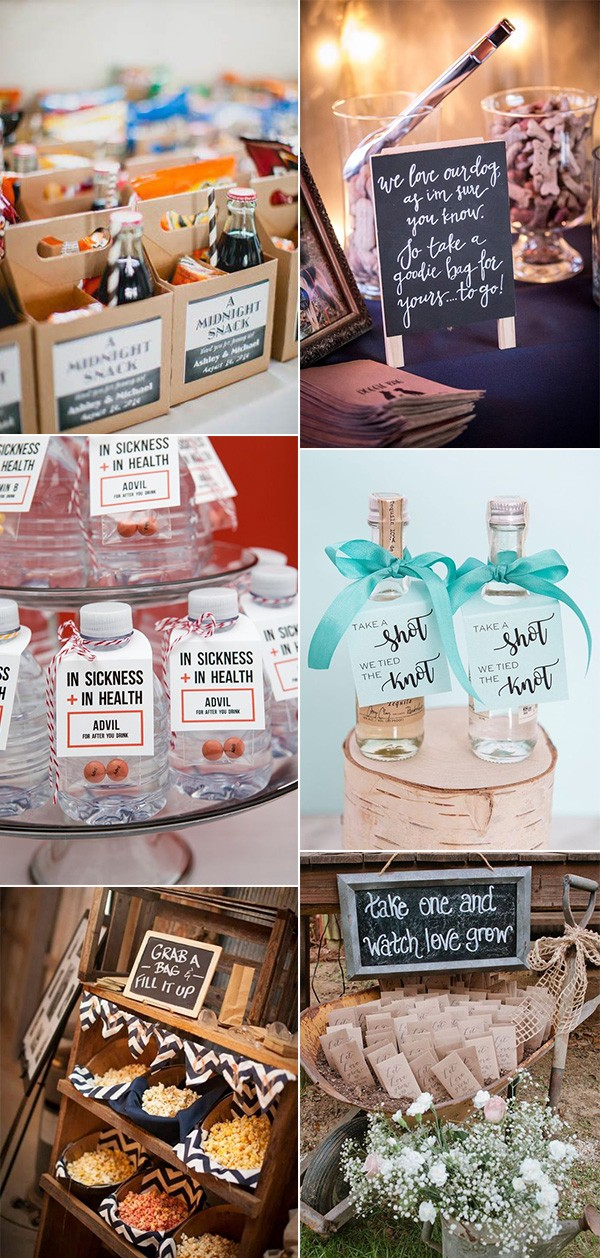 diy budget friendly wedding favor ideas