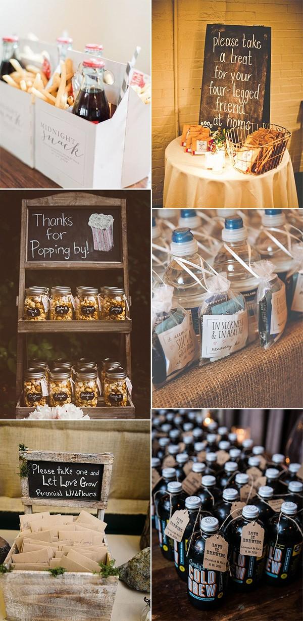 diy budget friendly wedding favors